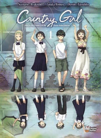 Couverture Country girl tome 1