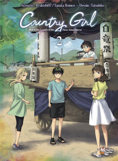 Couverture Country girl tome 2