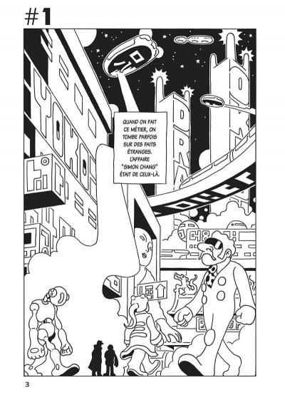 Page 4 Une brève histoire du robo sapiens tome 1
