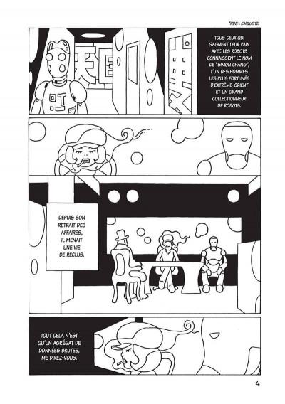 Page 5 Une brève histoire du robo sapiens tome 1