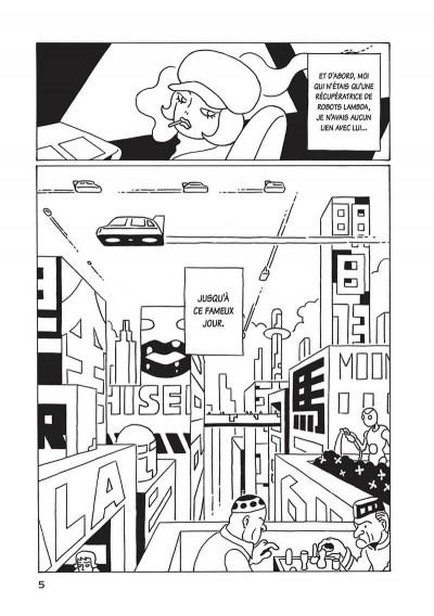 Page 6 Une brève histoire du robo sapiens tome 1