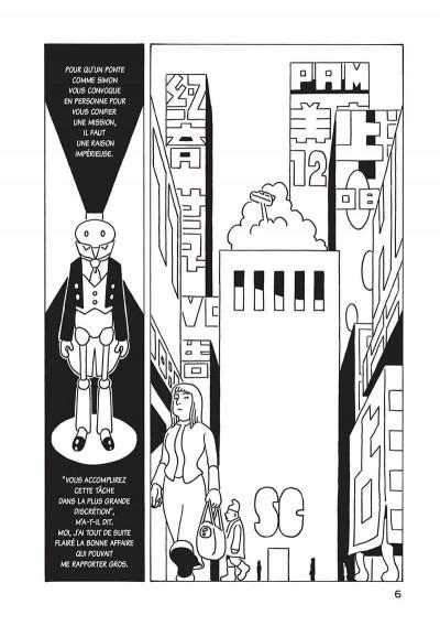 Page 7 Une brève histoire du robo sapiens tome 1
