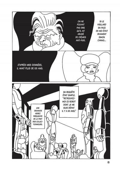 Page 9 Une brève histoire du robo sapiens tome 1