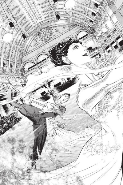 Page 6 Welcome to the ballroom tome 1