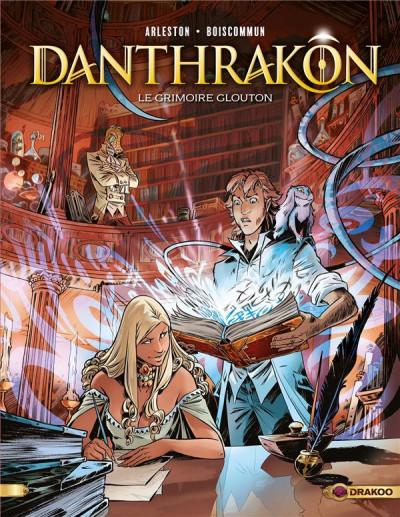 Couverture Danthrakon tome 1