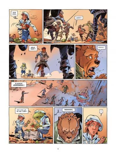 Page 5 Danthrakon tome 1