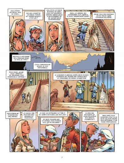 Page 8 Danthrakon tome 1