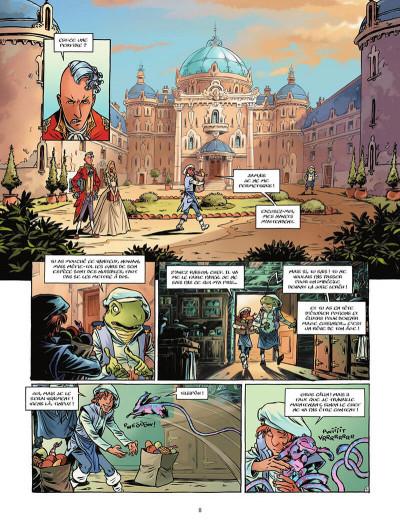 Page 9 Danthrakon tome 1