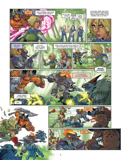 Page 0 Démonistes tome 1