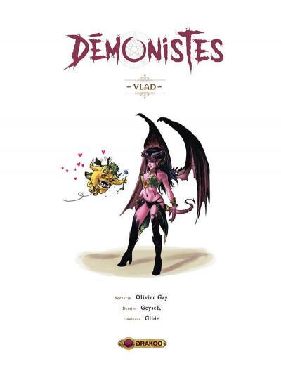 Page 2 Démonistes tome 1