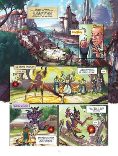 Page 4 Démonistes tome 1