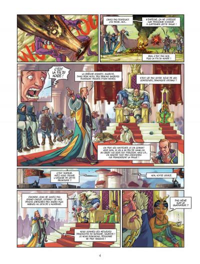 Page 5 Démonistes tome 1