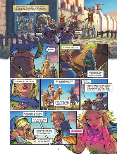 Page 7 Démonistes tome 1