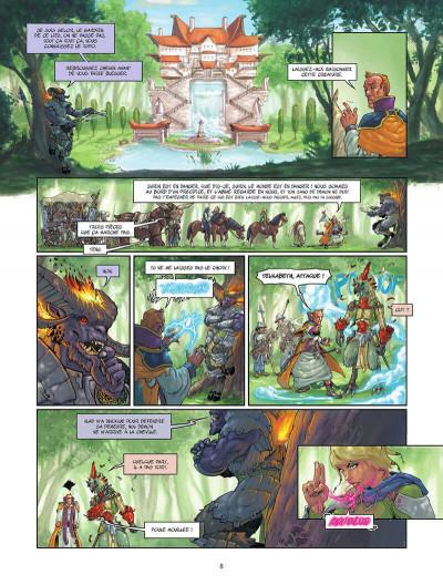 Page 9 Démonistes tome 1