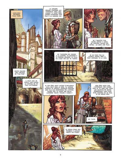 Page 0 La pierre du chaos tome 1