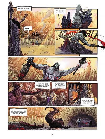 Page 7 La pierre du chaos tome 1