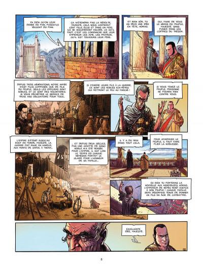 Page 9 La pierre du chaos tome 1