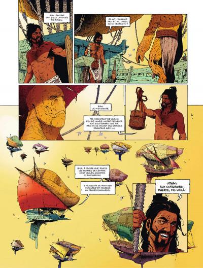 Page 0 Sheid tome 1 + ex-libris offert