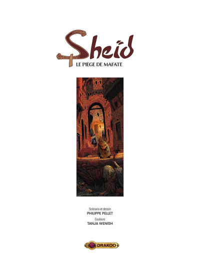Page 2 Sheid tome 1 + ex-libris offert