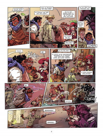 Page 0 Dragon & poisons tome 2