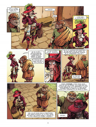 Page 7 Dragon & poisons tome 2