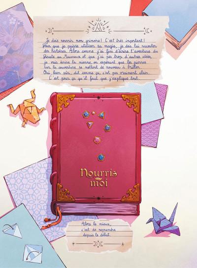 Page 4 Le grimoire d'Elfie