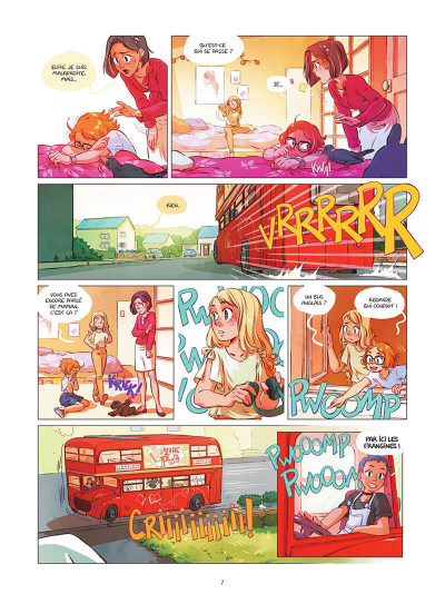 Page 8 Le grimoire d'Elfie