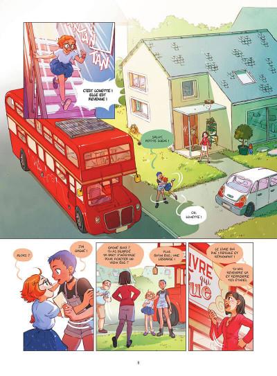 Page 9 Le grimoire d'Elfie