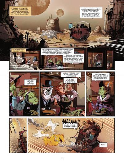 Page 4 Téléportation inc tome 1