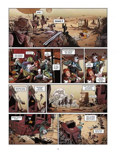 Page 5 Téléportation inc tome 1
