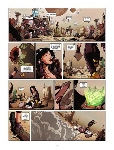 Page 7 Téléportation inc tome 1