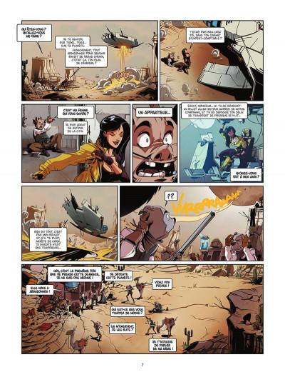 Page 8 Téléportation inc tome 1