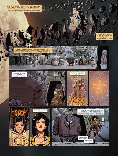 Page 9 Téléportation inc tome 1