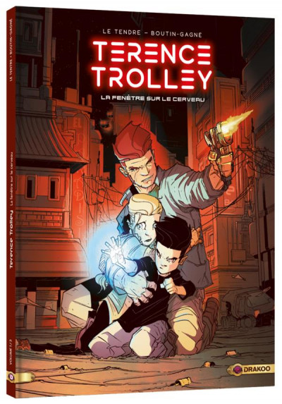 Couverture Terence Trolley tome 1