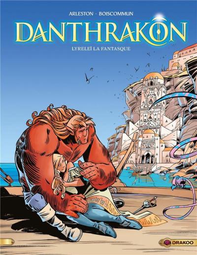 Couverture Danthrakon tome 2