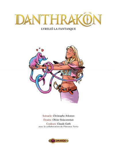 Page 2 Danthrakon tome 2