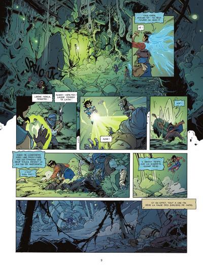 Page 0 Nécromants tome 1