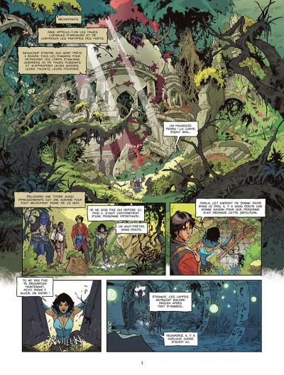 Page 4 Nécromants tome 1