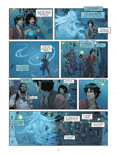 Page 5 Nécromants tome 1