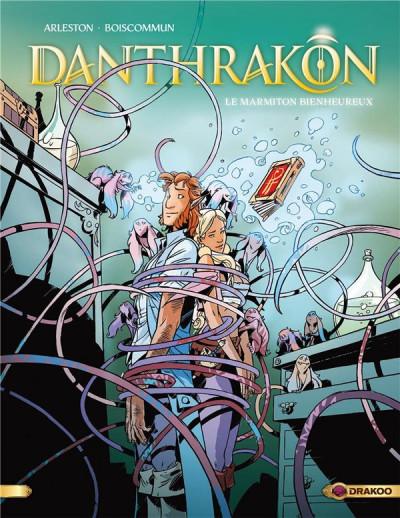 Couverture Danthrakôn tome 3