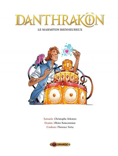 Page 2 Danthrakôn tome 3