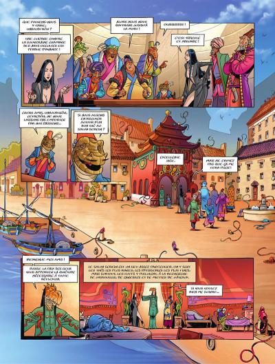 Page 5 Danthrakôn tome 3