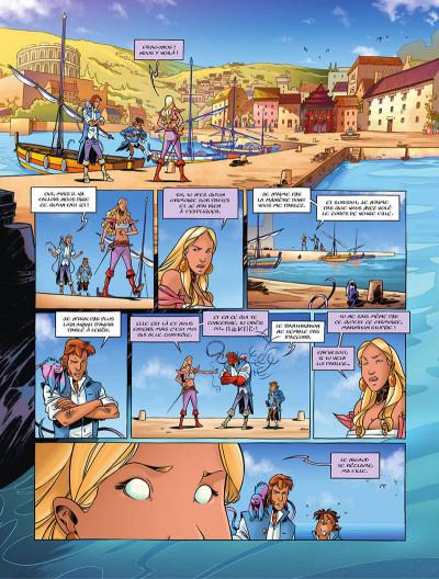 Page 7 Danthrakôn tome 3