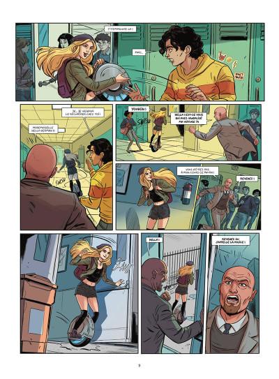 Page 0 Hella et les hellboyz tome 1