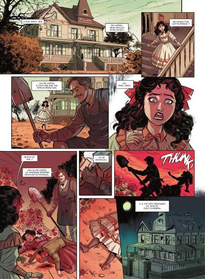 Page 4 Hella et les hellboyz tome 1