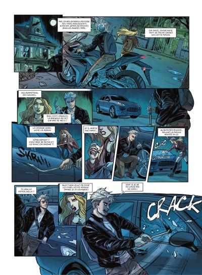 Page 5 Hella et les hellboyz tome 1
