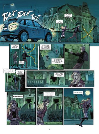 Page 6 Hella et les hellboyz tome 1