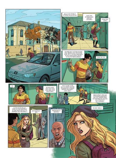 Page 9 Hella et les hellboyz tome 1