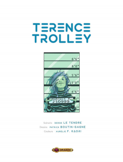 Page 2 Terence Trolley tome 2