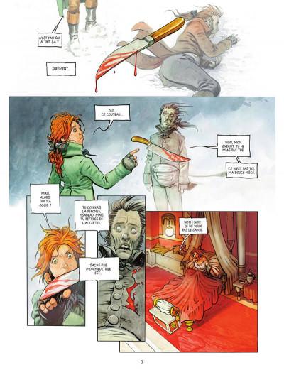 Page 4 Une histoire de voleurs et de trolls tome 2